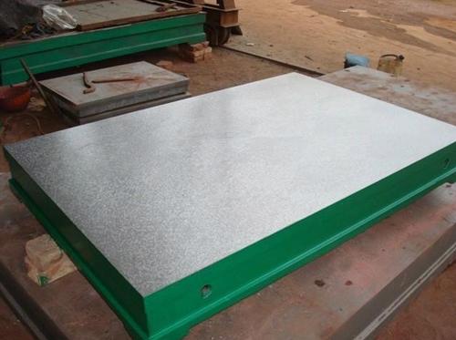 铸铁装配平台